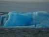 Antarctica Iceberg - Blue