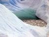 Antarctica Iceberg - Geiser
