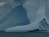 Antarctica Iceberg - Cave
