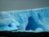Antarctica Iceberg - Hole