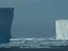 iceberg cemetery in Antarctica - 2