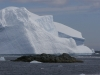 Antarctica Iceberg - Claw