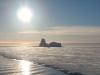 Antarctica Iceberg - Castle