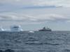 Antarctica Iceberg - Gone
