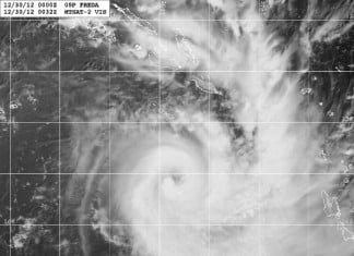 Tropical Storm, cyclones high winds, strong winds, flood, Freda, Mitchell, Solomon Islands