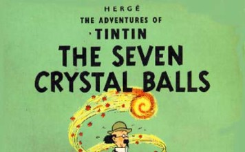 ball lightning, Tintin and the seven crystal balls