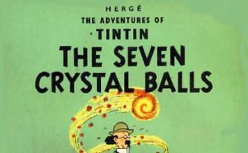 ball lightning, Tintin and the seven crystal balls
