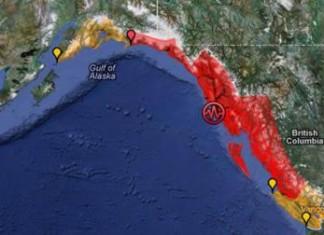 alaska earthquake, January 2013, Craig, Alaska, Tsunami allaska, allaska rumblings, alaka quake
