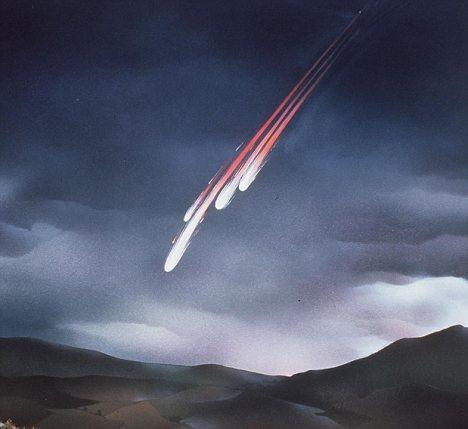 meteorite noise, meteor boom,fireball explosion. meteor explosion, what noise make meteor, meteor sounds