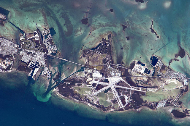 naval air station Key West, Florida, sonic booms