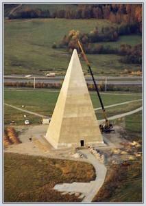 pyramid energy, a new world healing trend