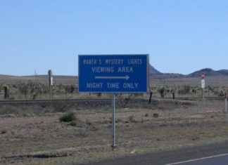 marfa lights, marfa ghost lights, marfa lights texas,marfa lights location map