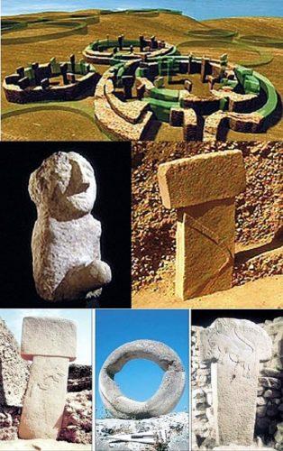 sacred site Göbekli Tepe, turkey