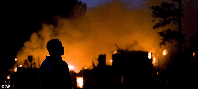 mystery blaze in south carolina destructs 180 homes march 2013