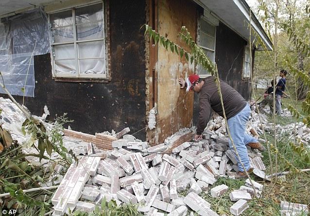 prague oklahoma earthquake due to drilling
