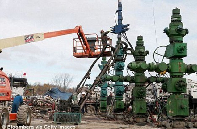 drilling can cause massive earthquake