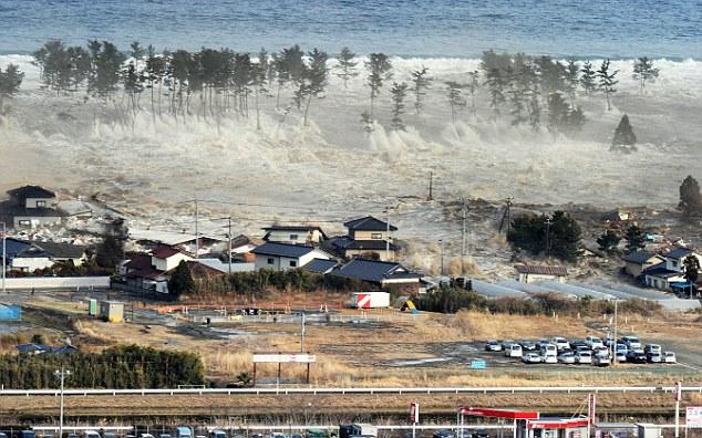 oregon coast tsunami and megaquake