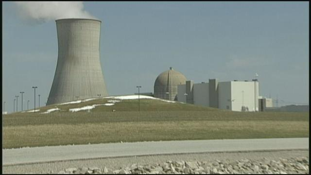 Callaway County nuclear plant accident april 2013
