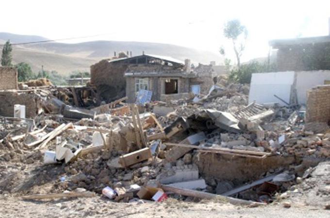 Killer earthquake in iran april 2013 earthquake