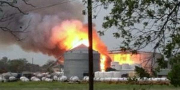 ammonia tank explosion in west texas april 2013