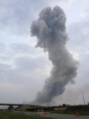 deadly explosion in west texas april 2013