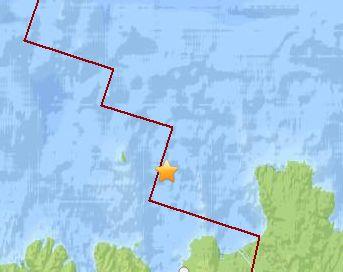 Tjornes fraction zone iceland earthquake swarm april 2013