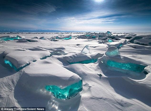 lake baikal, lake baikal mystery, lake baikal emerald green ice, lake baikal green ice, lake baikal ice, lake baikal ice music, lake baikal magic green ice, nature wonder: lake baikal, lake baikal emerald green ice april 2013