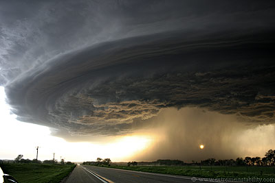 extreme and apocalyptical weather phenomena march 2013