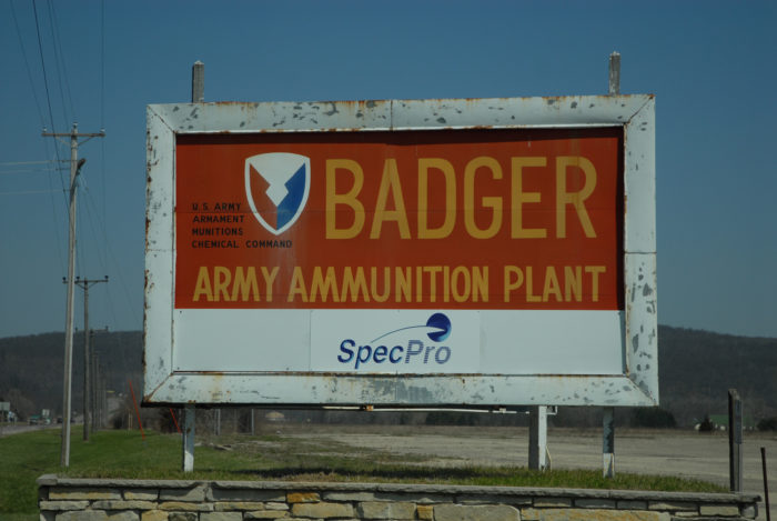badger plant decontamination rattles wisconsin residents may 2013