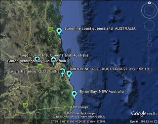 Queensland Australia Meteor may 23 2013