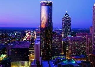 The Westin Peachtree Plaza, Atlanta, booms, loud booms may 2013, boiler test creates loud booms at atlanta hotel may 2013