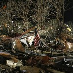 tornado devastation in Kansas and Oklahoma kills 1 and injures 20 may 19 2013