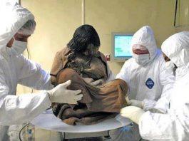 la doncella, la doncella mummy, the maiden, the maiden mummy, mummy of girl sacrified on volcano