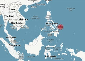 philippines earthquake map story top, philippines quake june 2013, philippines quake june 2013