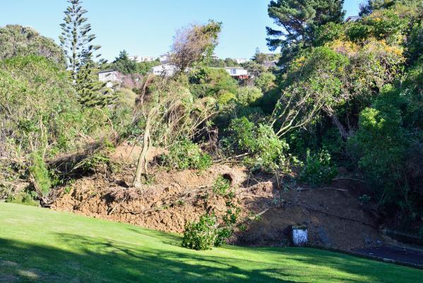 landslide wellington june 2013