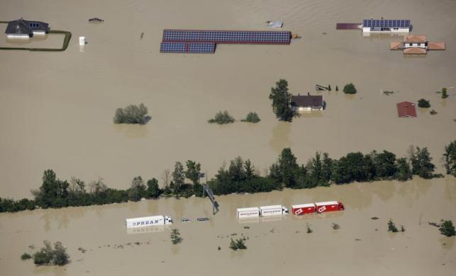 floods europe germany june 2013