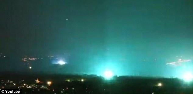 transformer exploding during mexico city earthquake june 16 2013