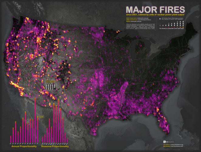 wildfire map john nelson