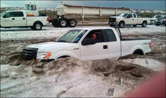 hail in santa rosa n.m. july 2013, hail, hailstorm, stantarosa new mexico hail storm july 2013