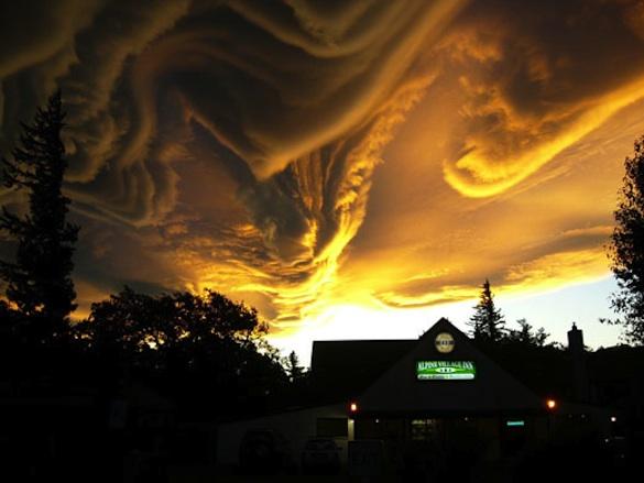 asperatus cloud New Zealand's South Island, asperatus cloud around the world, asperatus clouds in france, asperatus clouds in Britain, asperatus clouds in Scotland
