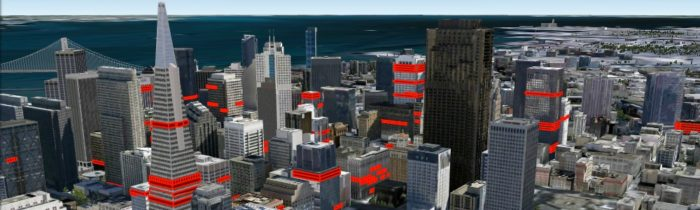historical evolution and growth of manhattan, san francisco, chicago, calgary and toronto