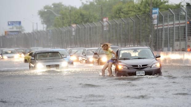 toronto flood july 2013