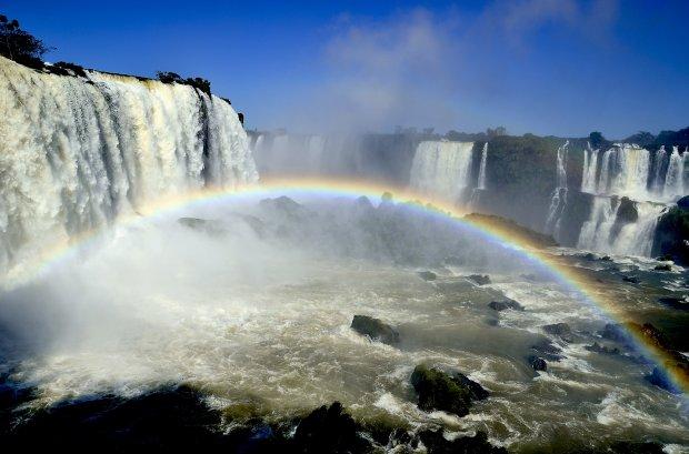 The Iguazú National Park waterfalls, waterfalls brazil, brazil waterfalls iguazu national park, brazil waterfalls iguazu