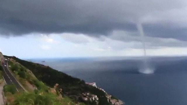 waterspout, water tornado, adriatic waterspout, waterspout dubrovnik august 2013, amazing waterspout video, video waterspout august 2013, waterspout news, waterspout report, waterspout croatia august 2013, video waterspout august 2013, amazing waterspout video, waterspout dubrovnik august 2013