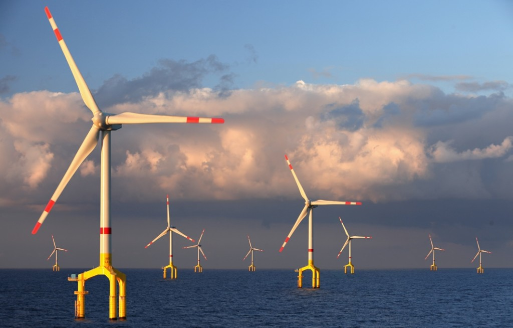 German Offshore wind farms: BARD Offshore 1, German Offshore wind farms
