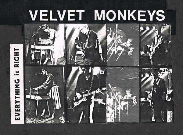 Velvet Monkeys music and band