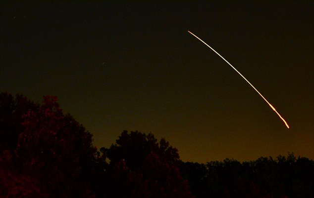 nasa, ladee, amazing ladee launch video and photos, NASA launches LADEE spacecraft for moon mission