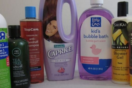 Cancer-Causing Chemical Found in 98 Shampoos and Soaps