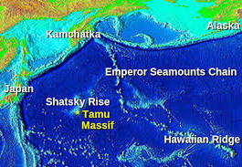 tamu massif, tamu massif japan, tamu massif giant volcano, largest volcano in solar system is tamu massif, tamu massif underwater volcano