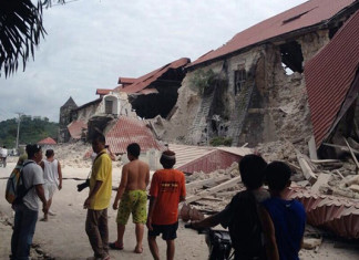 philippines earthquake october 15 2013, philippines earthquake, earthquake in philippines, earthquake october 2013, philippines earthquke october 2013, massive earthquake news phillipines october 2013, philippines earthquake photo october 2013, deadly earthquake strikes philippines october 15 2013